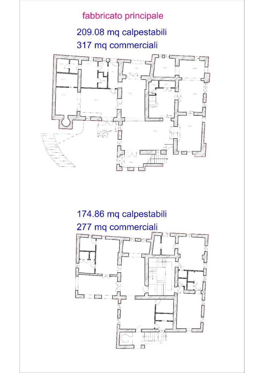 2560 casale in vendita a cetona si ville casali for Planimetrie della casa del ranch di un livello