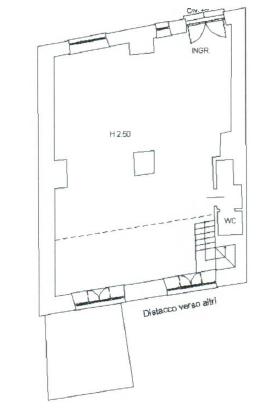 2683 terratetto terracielo in vendita a roma rm ville for Planimetrie vista montagna