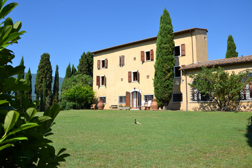 Vlta15 villa in vendita a sarteano si ville casali for Planimetrie vista montagna